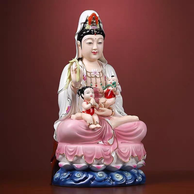 陶瓷佛像厂家咨询热线:15079832449 戴女士